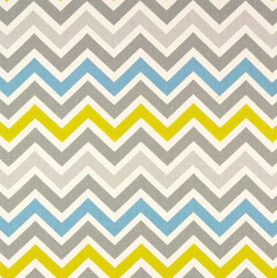 Mini Chevron, Sky - Tonic Living