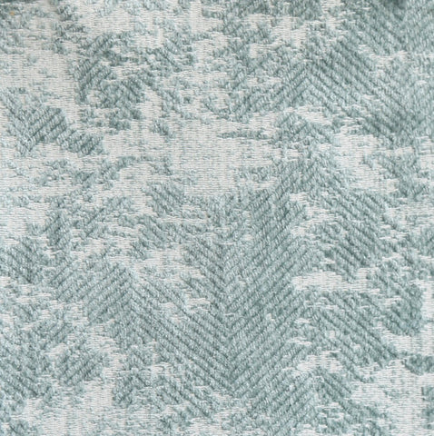 Reggio Velvet, Tiffany - A textured velvet fabric with a herringbone pattern.