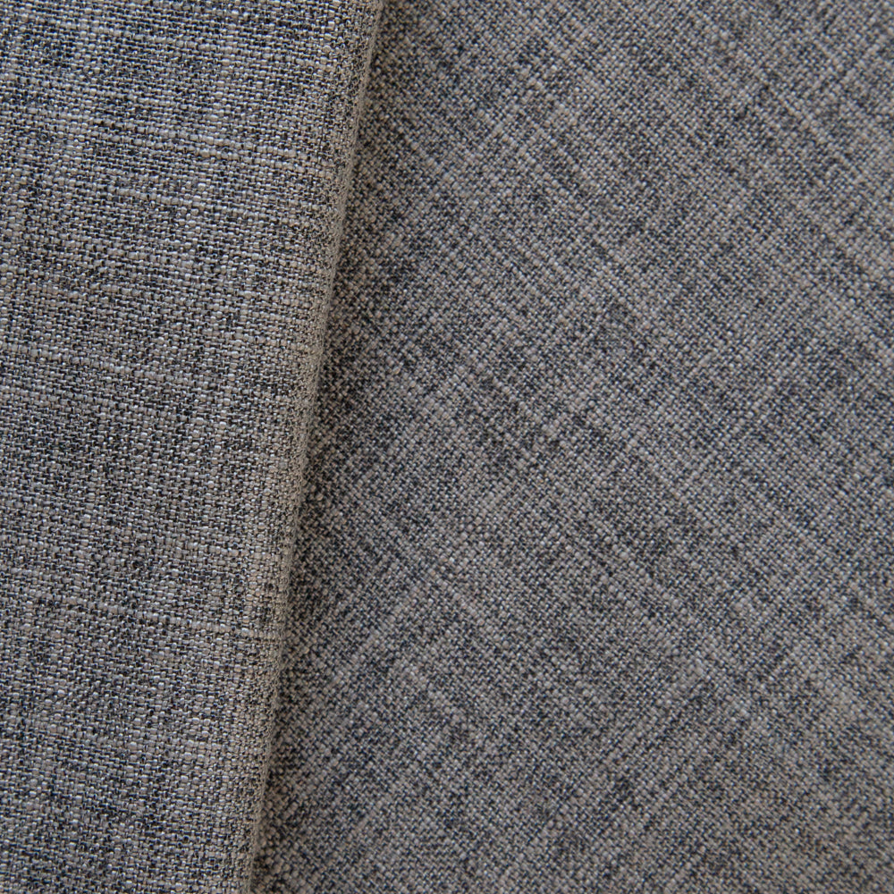 textured grey upholstery at tonic living