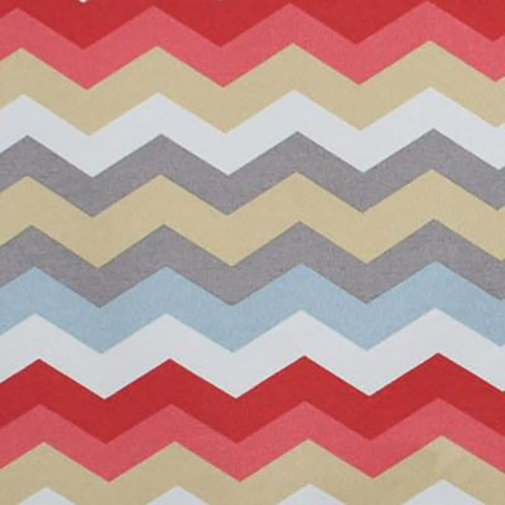 Panama Wave, Peachtini (Indoor / Outdoor) fabric fromTonic Living