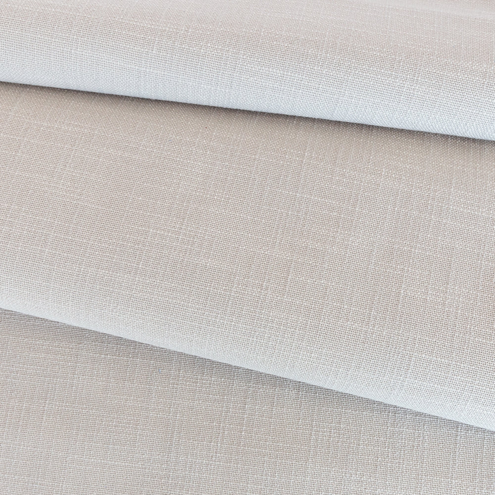 Ryder burlap beige outdoor fabric from Tonic Living, fromer name Rollo