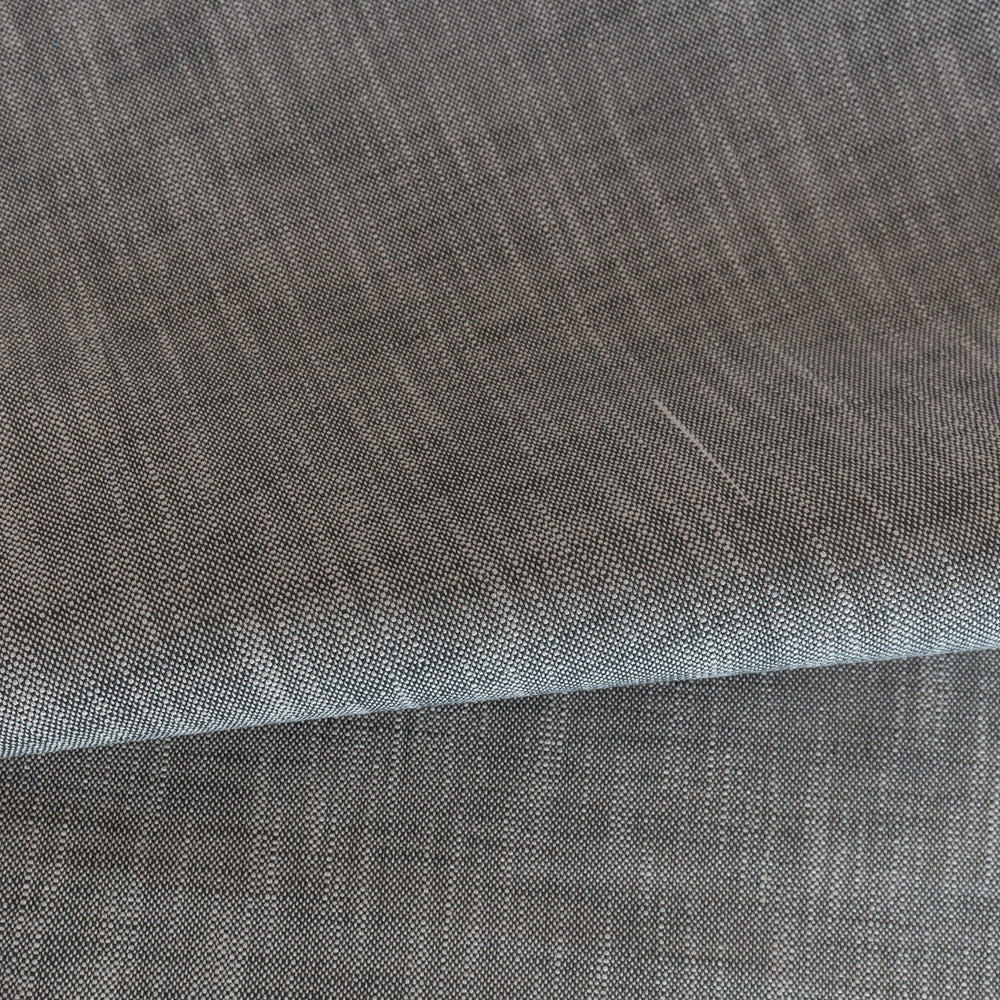 Ryder, Mink outdoor salt and pepper dark grey fabric from Tonic Living, former name Rollo