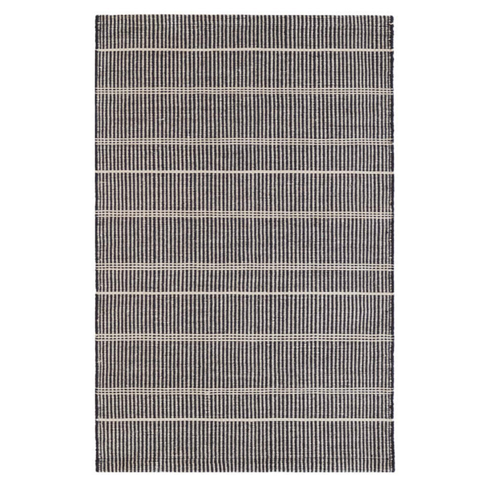 samson black indoor outdoor dash and albert rugs at tonic living