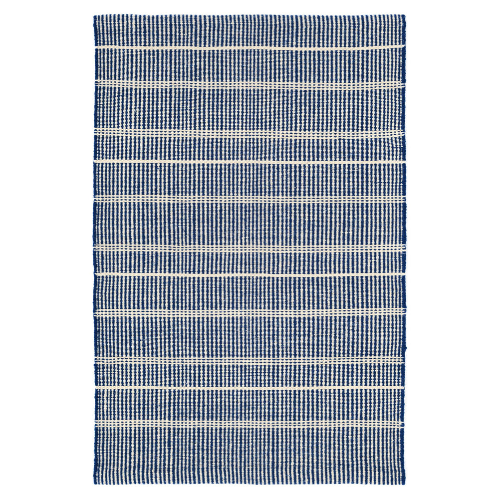 samson navy indoor outdoor dash and albert rugs at tonic living