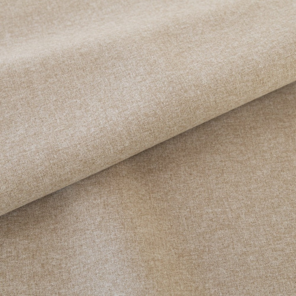 Tobermory Felt, Camel, a beige felt fabric from Tonic Living