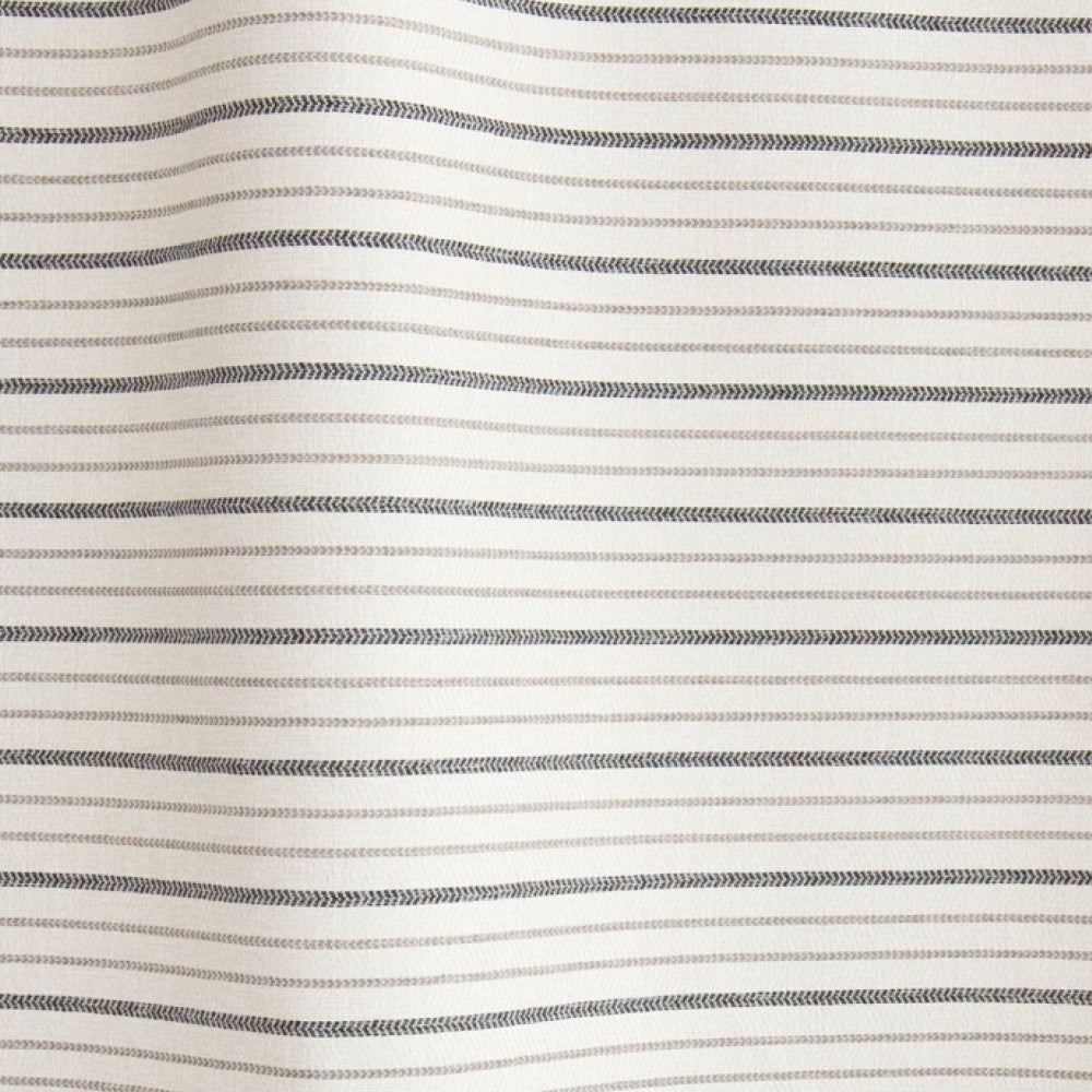 Walter railroad stripe fabric from Tonic Living