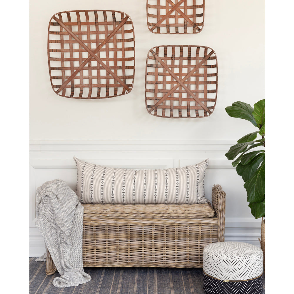 Bato Basket Wall Hanging Set