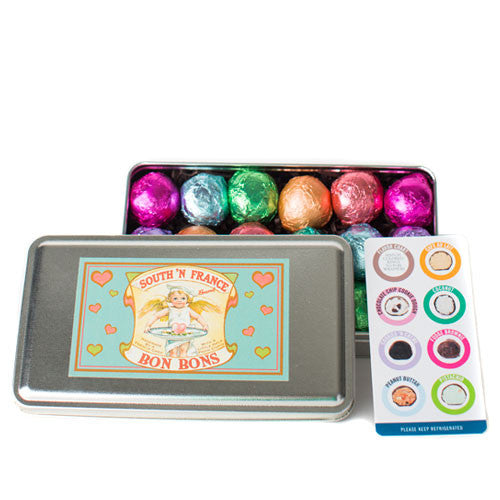 18 Piece Cupid Chef Tin