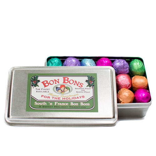 18 Piece Jolly Carolers Tin