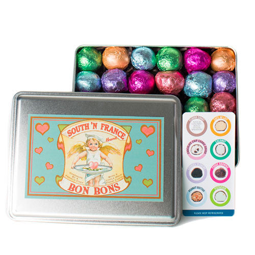 30 Piece Cupid Chef Tin