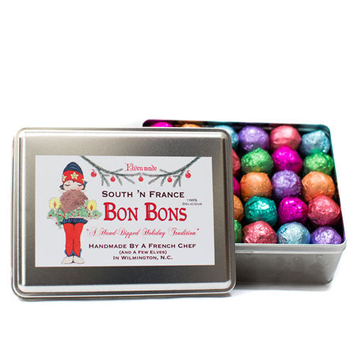 30 Piece French Elf Tin