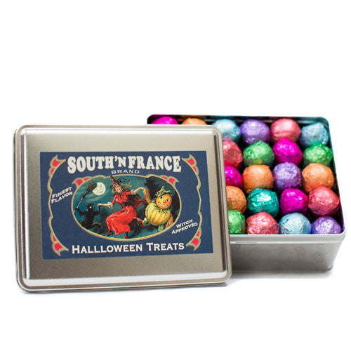 30 Piece Halloween Tin