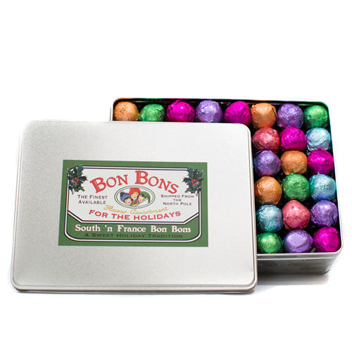 48 Piece Jolly Carolers Tin
