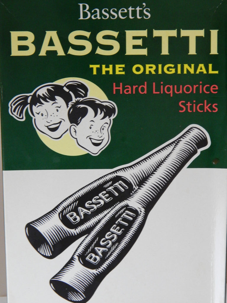 Hard liquorice sticks x 4