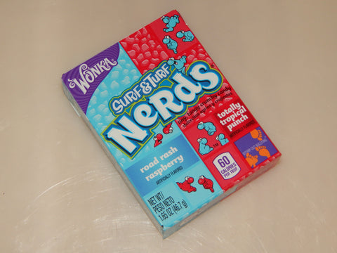 Nerds - road rash raspberry & totally tropical punch