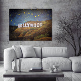 Starry Night Over Hollywood