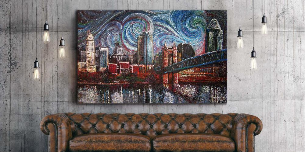 Starry Night Cincy