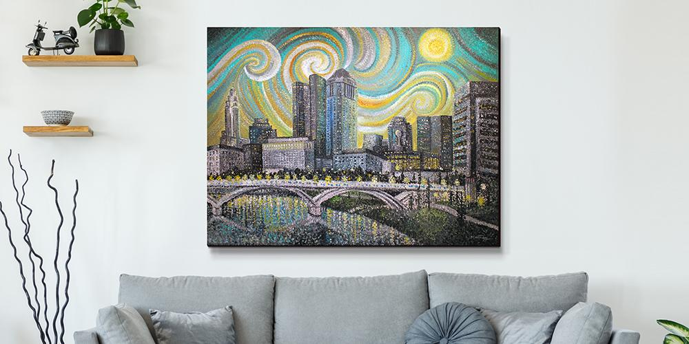 Starry Night Columbus