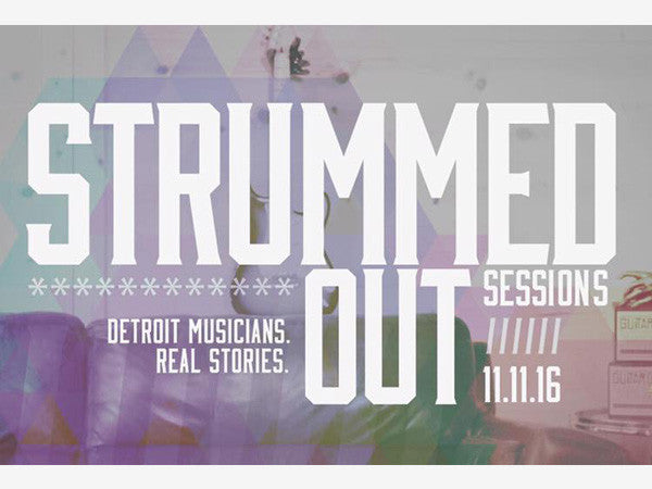 "GuitarGrip launches ""Strummed Out Sessions"""