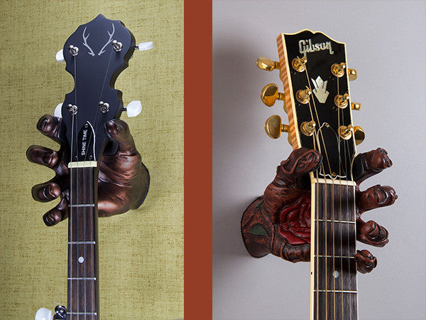 A better acoustic guitar stand