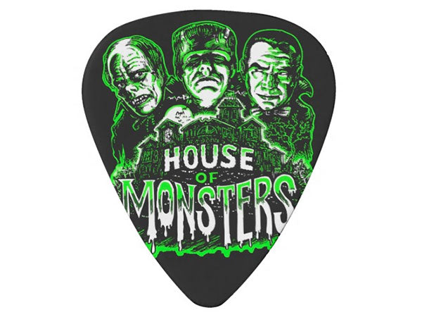 10 Haunting Halloween Guitar Accessories from Guitar Hangers to Pedals