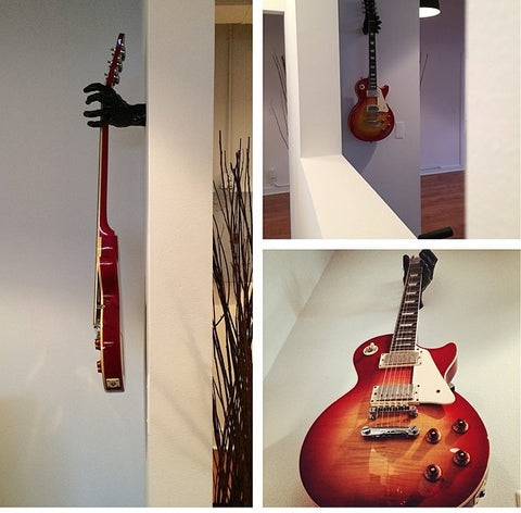 GuitarGrip hand guitar hanger