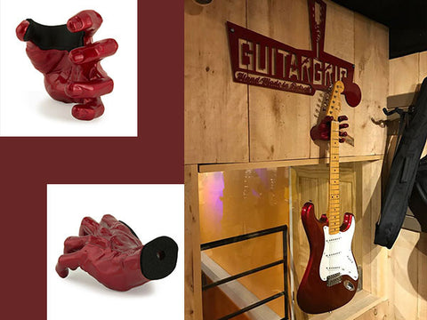 Guitar Wall Mount System
