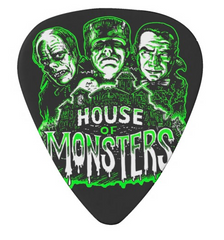 Horror Guitar Picks