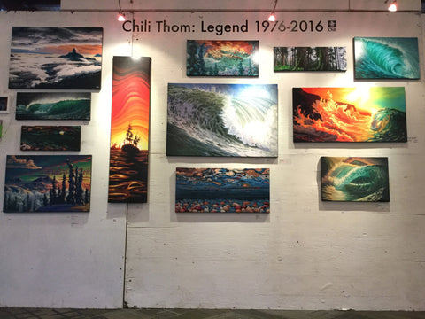 Chili Thom: Legend (1976-2016)