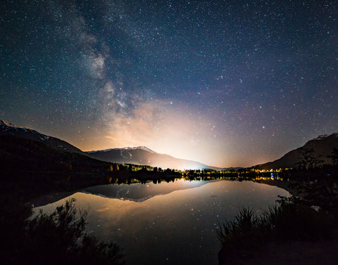 "gosko photo ""Stars over Green Lake"""