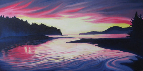 "Leilani ""Port Renfrew Sunset"""