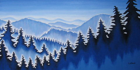 "Leilani ""Winter Bluetrees"""