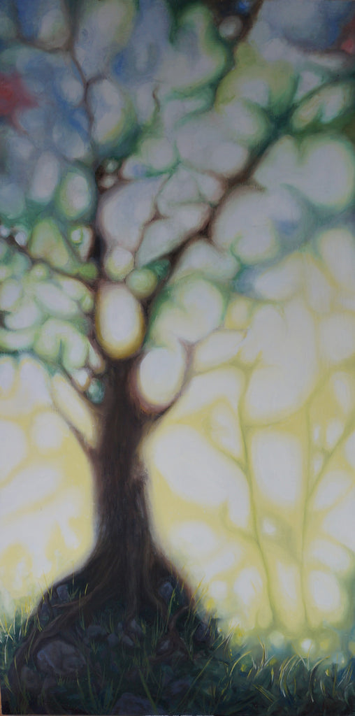 "Laura Scarr ""Tree #1"""