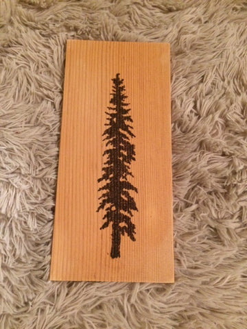 "Krista Dutton ""Douglas Fir"""