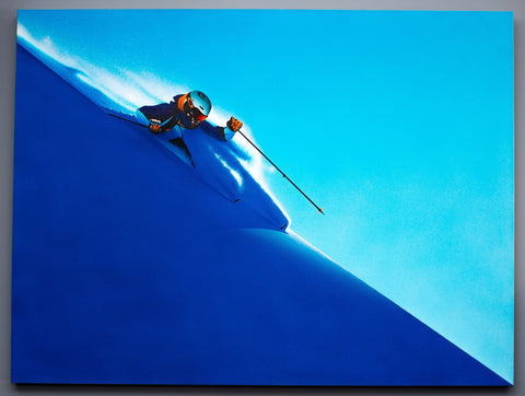 "Brent V. ""Bluebird"" Athlete: Robbie Dixon, Photographer: Eric Berger"