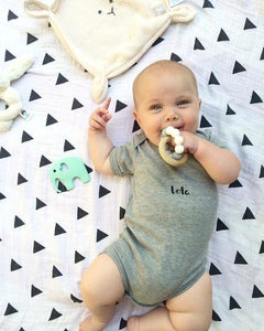 Teething... providing comfort for babies when they need it