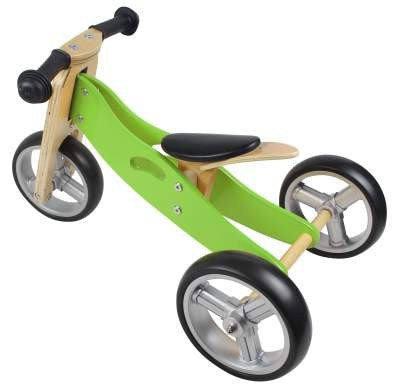 Balance Bikes to Olympic Gold