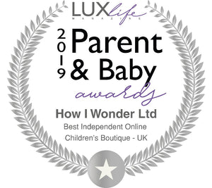 Parent & Baby Awards - Best Independent Online Children's Boutique - UK
