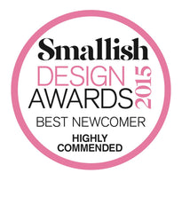 Smallish designer of the year award