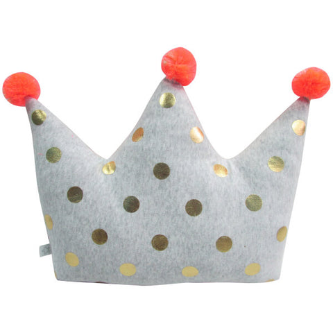 Albetta - Crown Cushion - how-i-wonder