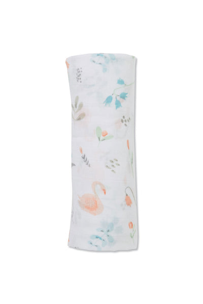 Angel Dear - Swan - Swaddle
