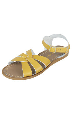 Saltwater Sandals- Original - Kids - Mustard
