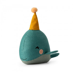 Blue Whale in Gift Box - Picca LouLou - how-i-wonder