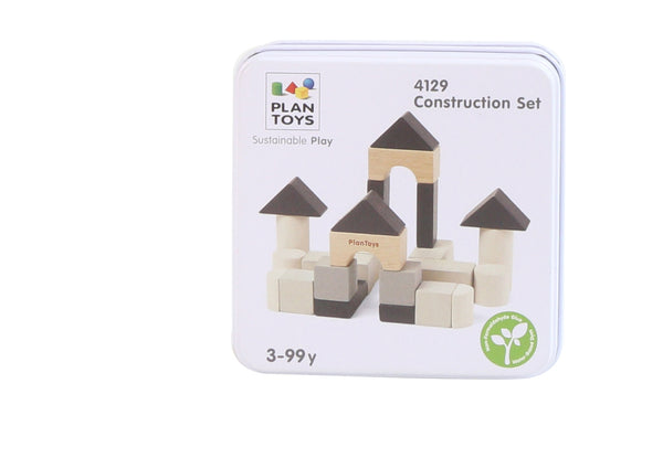 Plan Toys - Construction Set - How I Wonder