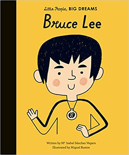 Bruce Lee - Little People Big Dreams - how-i-wonder