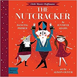 The Nutcracker - Babylit - Board Books for Toddlers - how-i-wonder