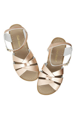 Saltwater Sandals - Childrens - Rose Gold