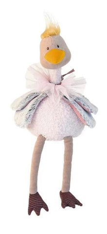 Plush soft toys - Moulin Roty Bazar Collection - Petunia the Ostrich - How I Wonder.co.uk