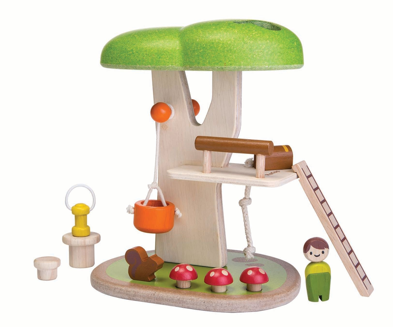 Plantoys - Treehouse - Playset - How I Wonder