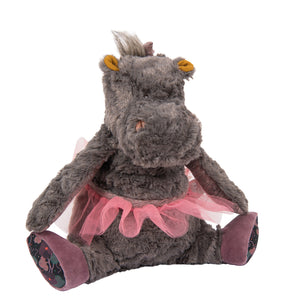 Camelia the Hippo - Moulin Roty - how-i-wonder